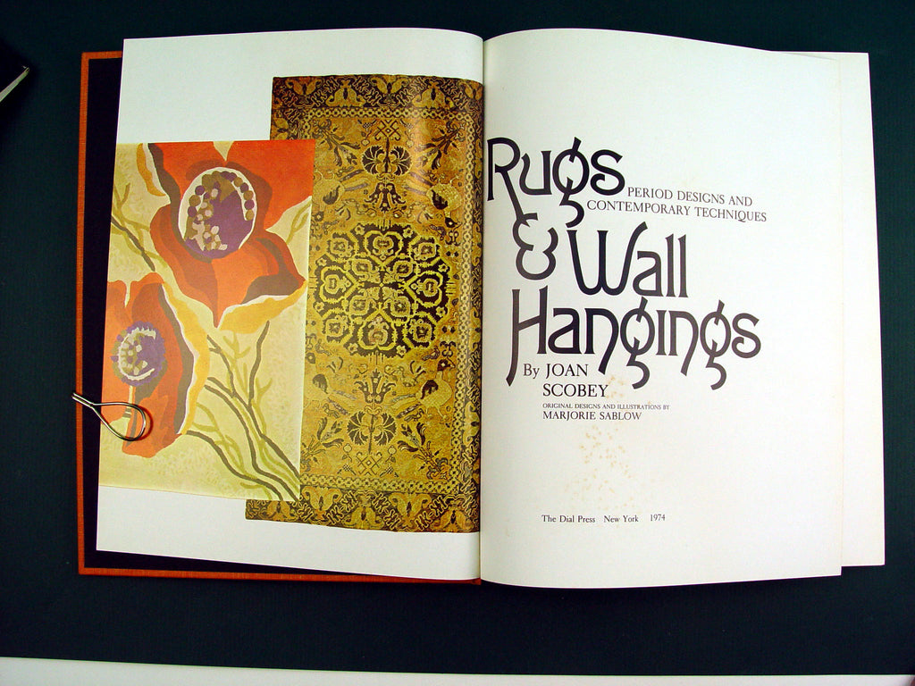 Rugs & Wall Hangings Book – Artifax antiques & design