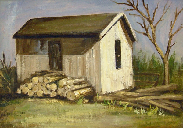 Texas Wood Shed