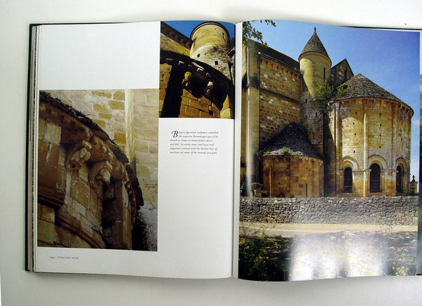 The Most Beautiful Villages of the Dordogne Book
