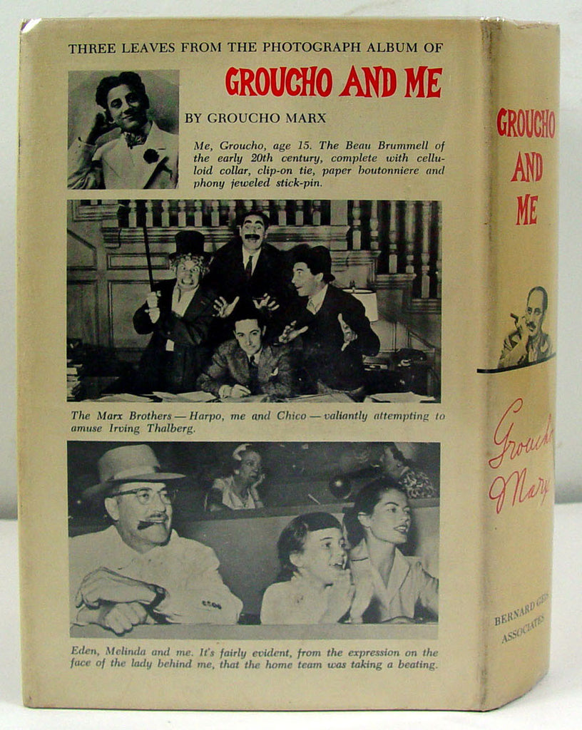 Groucho And Me: The Autobiography of Groucho Marx