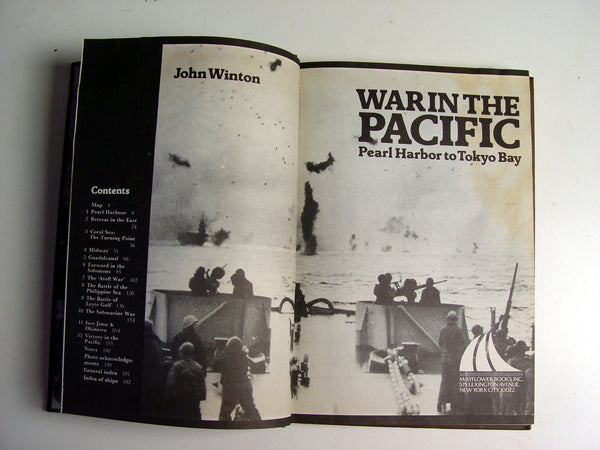 War in the Pacific Pearl Harbor to Tokyo