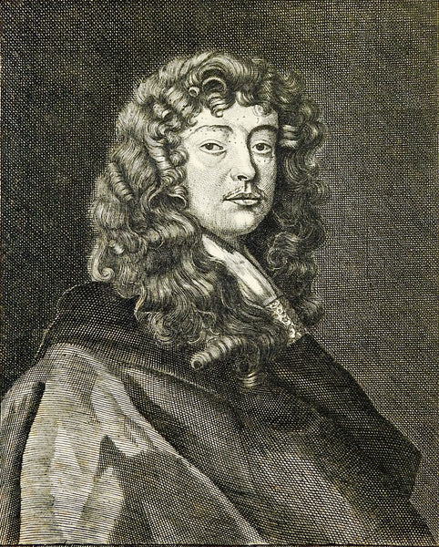Sir Peter Lely 17th Century Etching