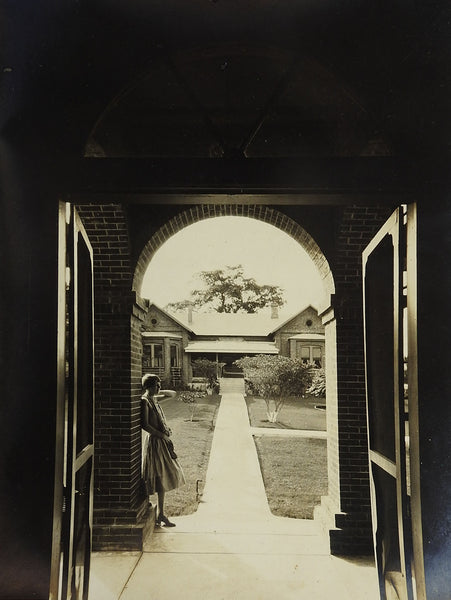 1920's Archway Photograph