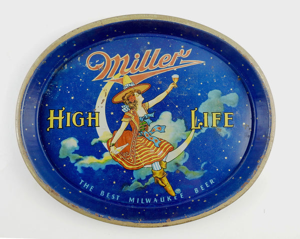 Vintage Miller High Life Tray