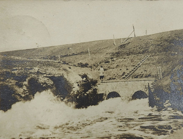 RPPC Wheatland Wyoming Irrigation Canal
