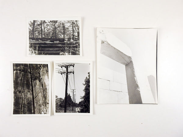 Gallery of Black & White Photographs - Set of 4