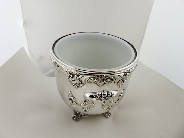 Reed & Barton Silver Plate Ice Bucket