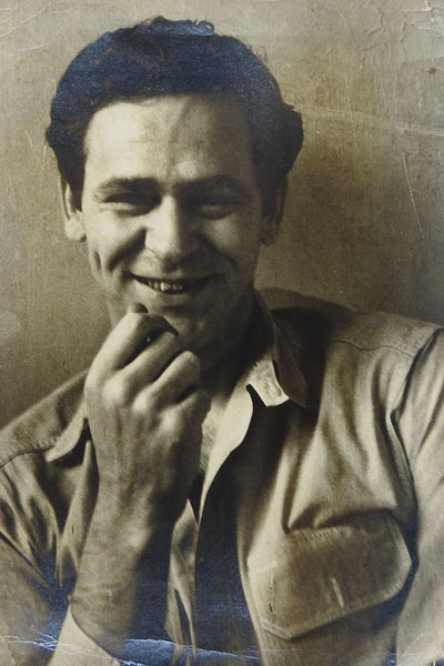 1945 Helen Levitt Photographs of James Agee