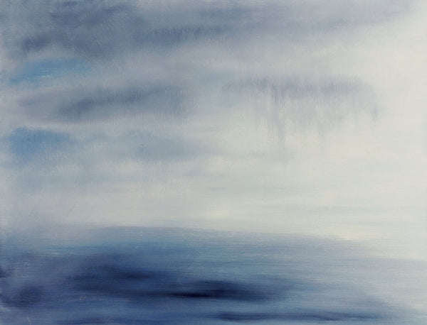 Sea Squall Painting