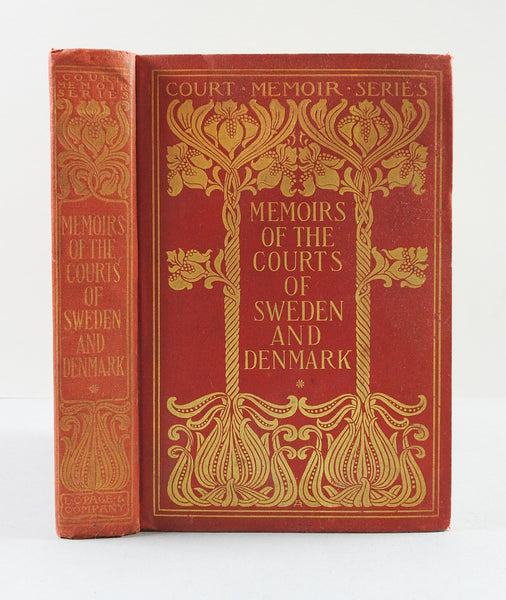 Memoirs of the Courts of Sweden & Denmark Book