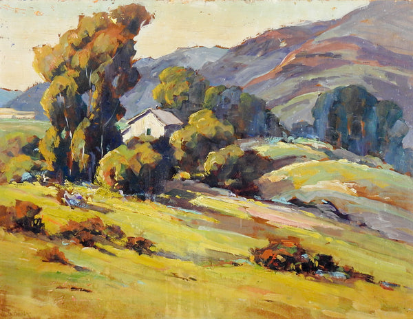 Dorothy Geraldine Baugh Landscape 2 Painting in 1