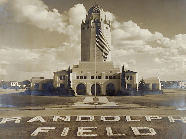 1930's Photograph Randolph Field AFB