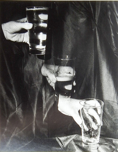 Optical Illusion Drinking Photograph