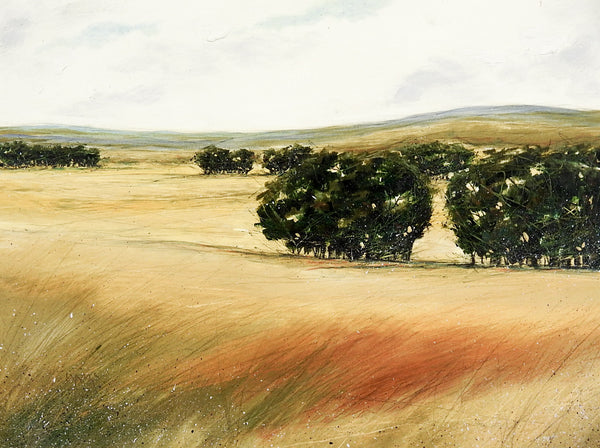 Texas Landscape Painting