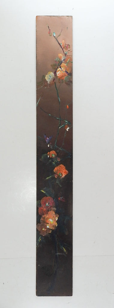 Hsiao-Hsia Tsai Foral Painting