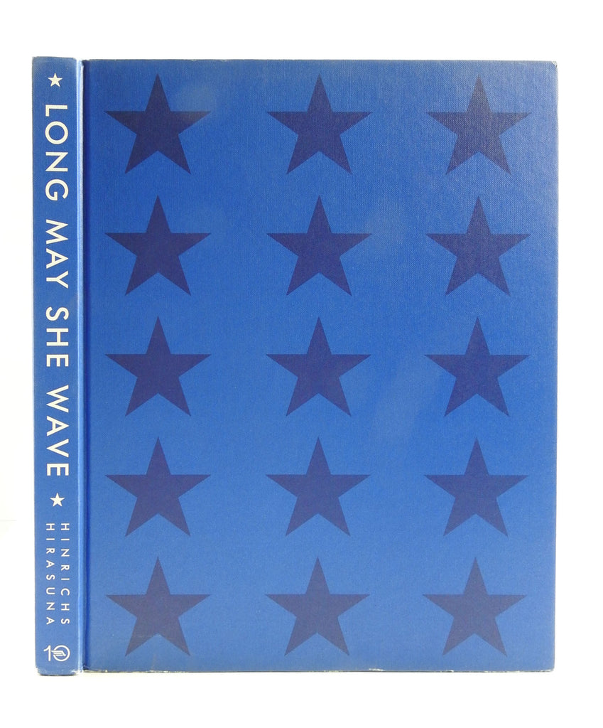 9eb6ded13ab Long May She Wave  A Graphic History of the American Flag Book – Artifax  antiques   design