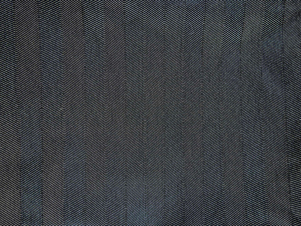 Black & Cream Herringbone Upholstery Fabric 3+ yards