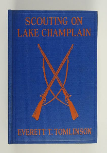 Scouting on Lake Champlain