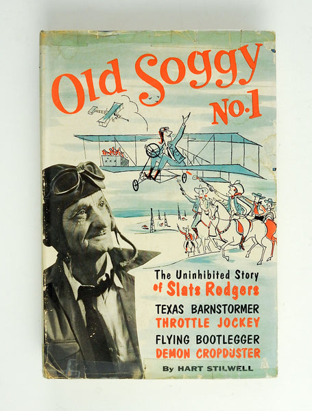 Old Soggy Story of Slats Rodgers Book