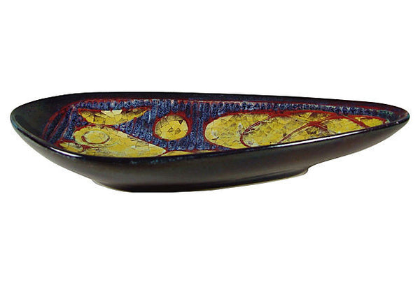 Mid-Century Modern Michael Anderson Bowl