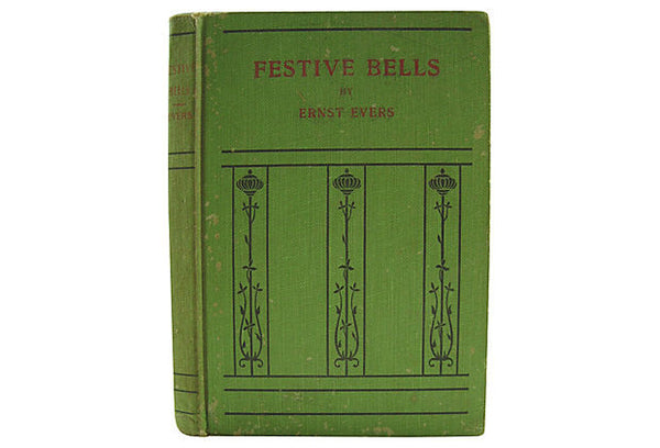 Festive Bells: Or Stories of the Festivals of the Church Year Book