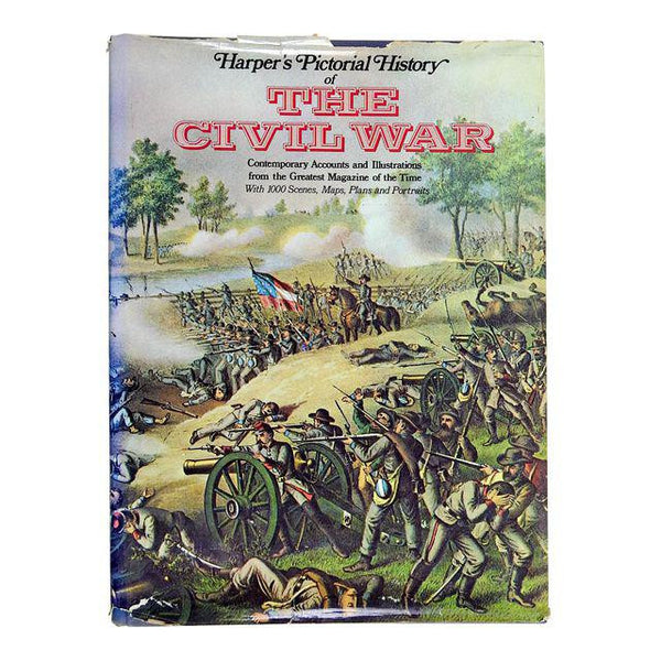 Harper's Pictorial History of the Civil War Book