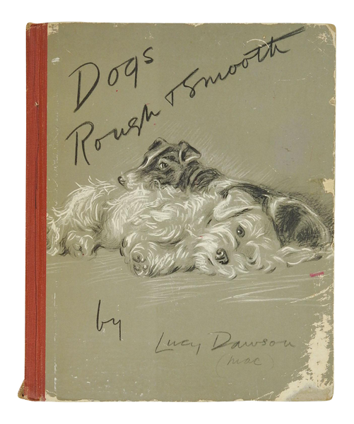Dogs Rough and Smooth Book by Lucy Dawson book