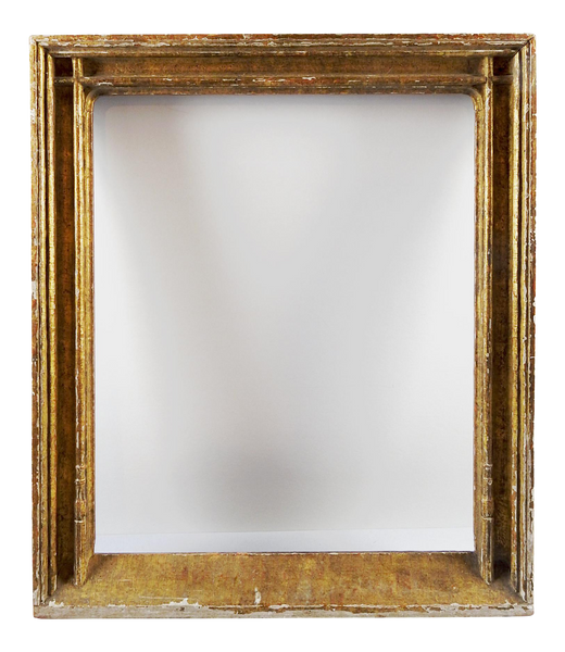 Antique M. Grieve Gothic Picture Frame