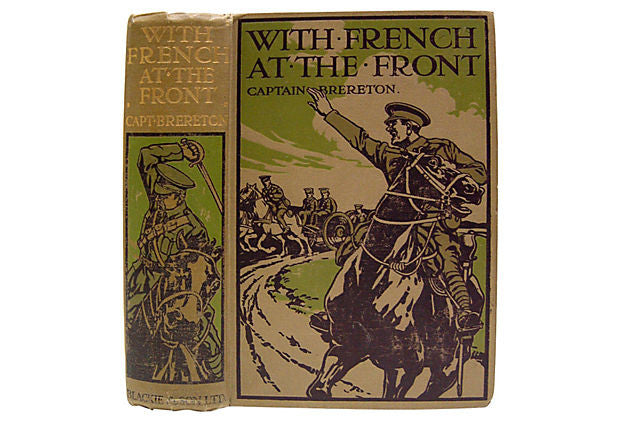 With French at the Front, 1915