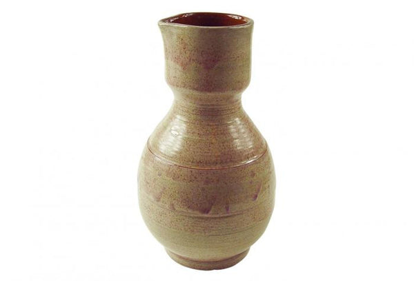 Mid-Century Modern Pottery Carafe