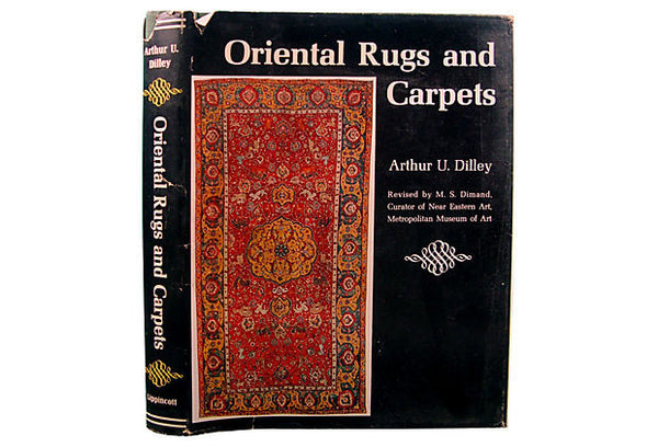 Oriental Rugs and Carpets Book