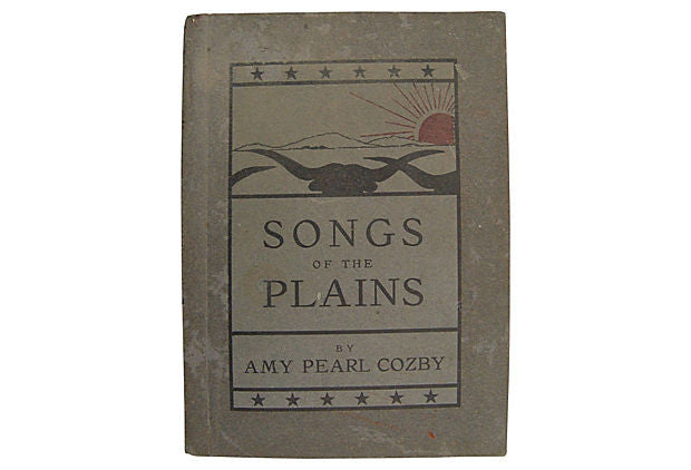 Songs of the Plains,1907