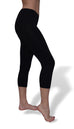 Plain Capri Yoga Pants