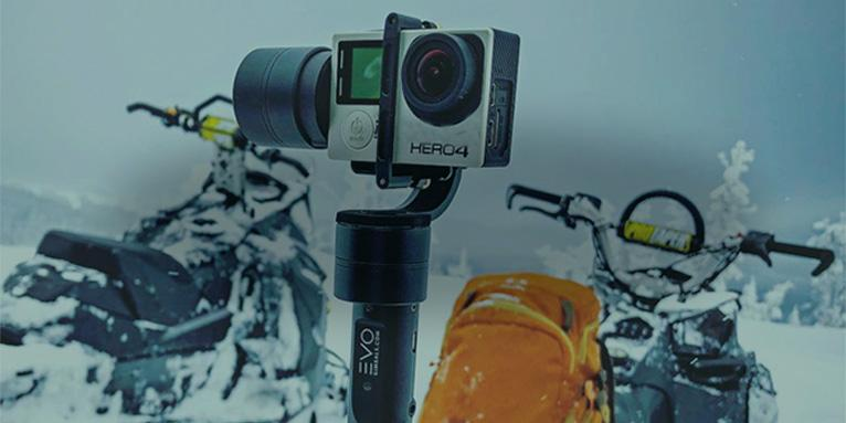 GoPro Gimbals & Action Camera Stabilizers