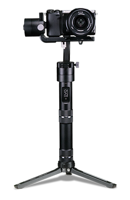 EVO Rage-S 3 Axis Gimbal for Small Cameras
