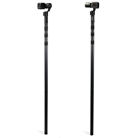 carbon fiber extension poles