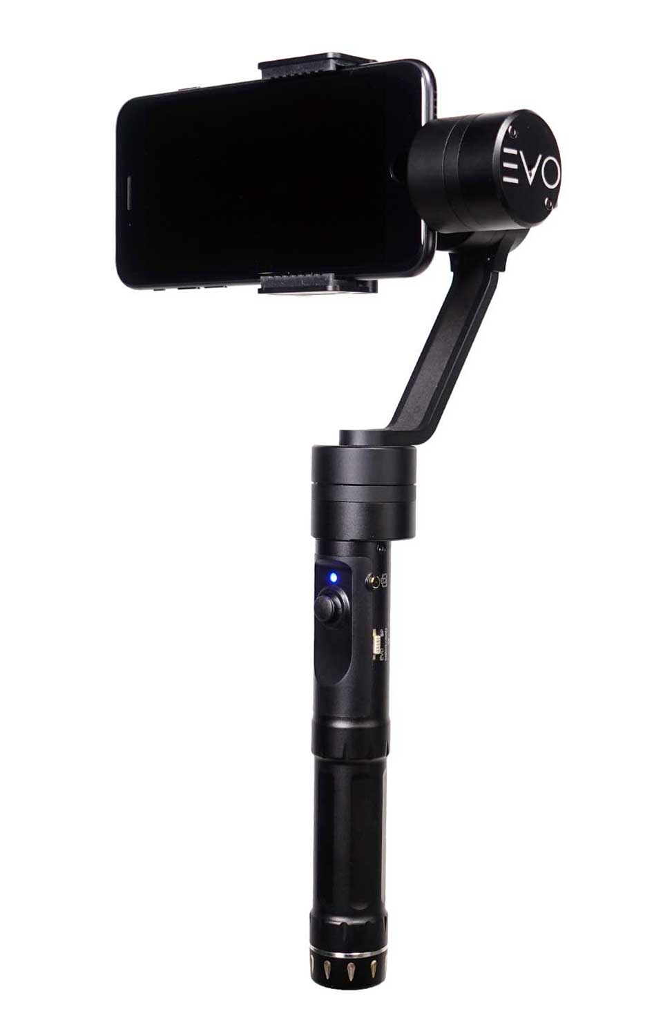 EVO SP-PRO 3-Axis Gimbal for Smarphones front right