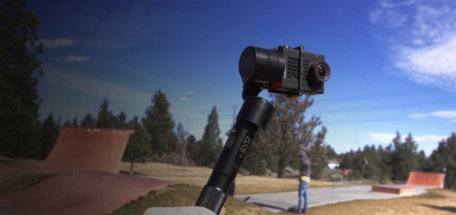 The Best 3 Axis Gimbal Options for Your New GoPro Session
