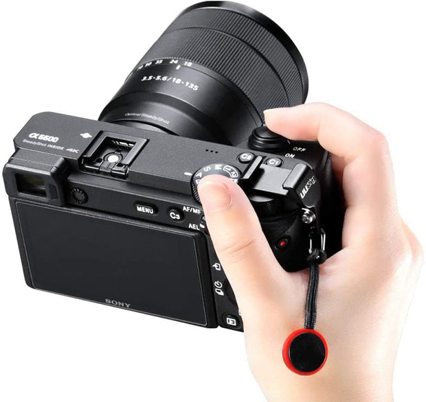 Cold Shoe Microphone Adapter for Sony A6600 Mounts Ulanzi