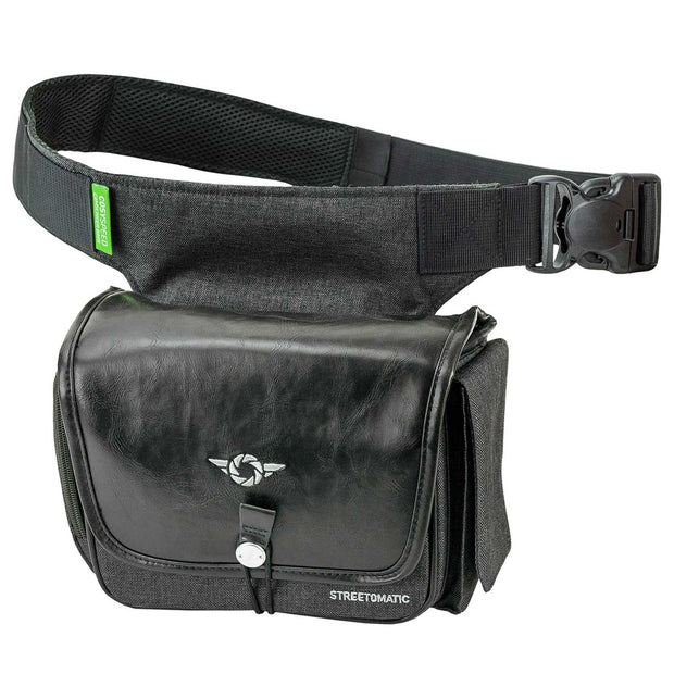 Cosyspeed CAMSLINGER Streetomatic+ Camera Bag Camera Bags Cosyspeed Black