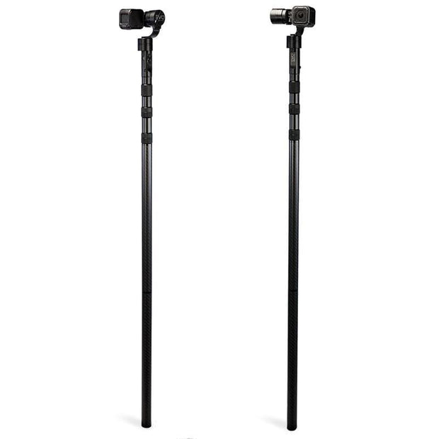 EVO 25mm 3K Carbon Fiber Extension Pole Set Extension Pole EVO Gimbals
