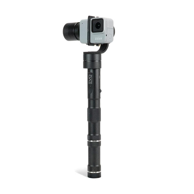 EVO GP-PRO Gimbal with GoPro Hero7 White - Front Right