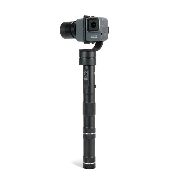 EVO GP-PRO Gimbal with GoPro Hero7 Silver - Front Right
