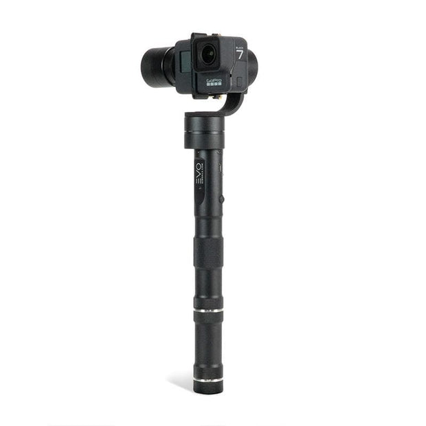 EVO GP-PRO Gimbal with GoPro Hero7  Black - Front Right