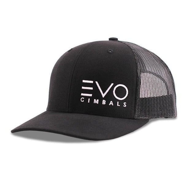 EVO Mesh Back Hat Shirts EVO Gimbals Black Back