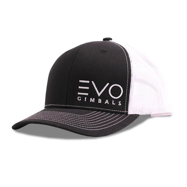 EVO Mesh Back Hat Shirts EVO Gimbals White Back