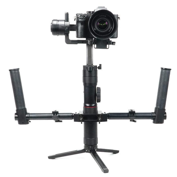 EVO ProGrip Dual Handle Kit Mounts EVO Gimbals