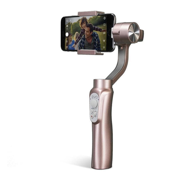 EVO Shift 3 Axis Gimbal - Rose Gold