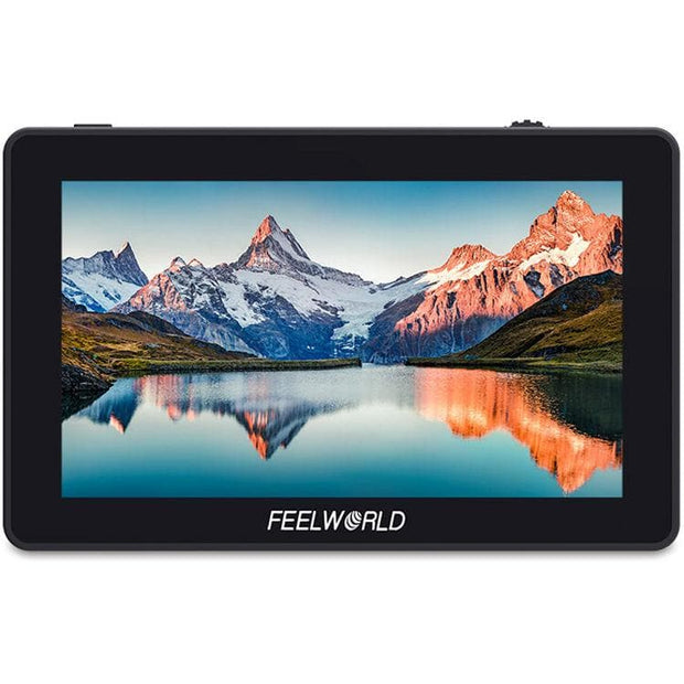 "FeelWorld F6 Plus 5.5"" HD Touchscreen Monitor with 4K Support Monitors FEELWORLD"