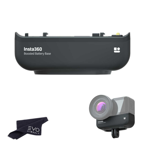 Insta360 ONE R Boosted Battery Base (open box) Batteries Insta360